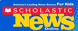 Scholastic News Website